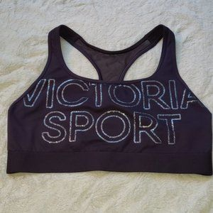 NWT: purple Victoria sport bra!